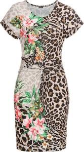 Sukienka bonprix BODYFLIRT w stylu casual
