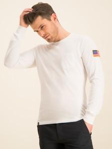 Koszulka z długim rękawem Alpha Industries z długim rękawem