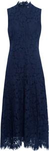 Niebieska sukienka Ivy & Oak midi