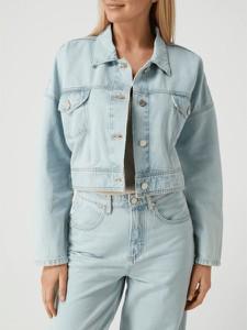 Niebieska kurtka Marc O'Polo DENIM w stylu casual z jeansu