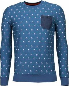 Sweter Black Number z okrągłym dekoltem z wełny
