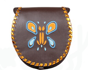 Torebka Slontorbalski na ramię z haftem