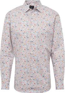 Koszula Selected Homme z bawełny z długim rękawem w młodzieżowym stylu