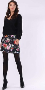 Spódnica Nommo z wełny mini