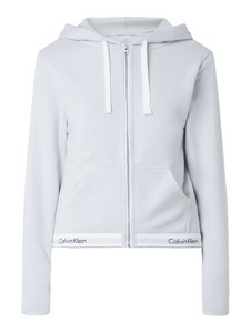Bluza Calvin Klein Underwear krótka z bawełny