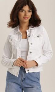 Kurtka Renee z jeansu krótka w stylu casual