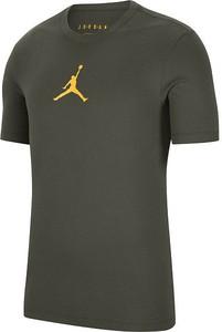T-shirt Jordan w sportowym stylu z krótkim rękawem