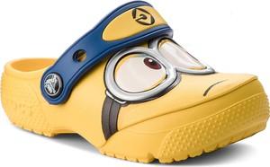 Żółte buty dziecięce letnie Crocs