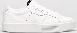 Buty sportowe Adidas Originals sznurowane na platformie