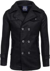 Płaszcz męski Denley w stylu casual