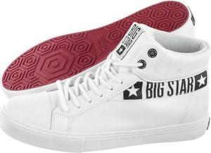 Buty Big Star Białe EE174340 (BI189-b)