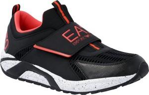 Buty sportowe EA7 Emporio Armani sznurowane