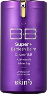 SKIN79 Super+ Beblesh Balm Purple SPF40+PA+++