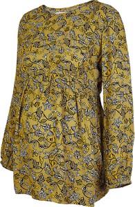 Esprit Bluzka ciążowa w kolorze oliwkowym
