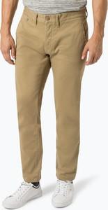 Chinosy Tommy Jeans z jeansu