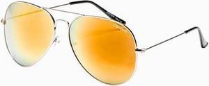 Ombre Okulary przeciwsłoneczne A278 - żółte