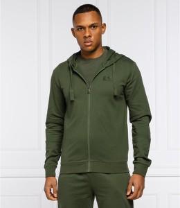 Zielona bluza Emporio Armani w stylu casual