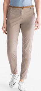 Spodnie YESSICA z bawełny