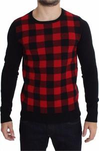 Czerwony sweter Costume National