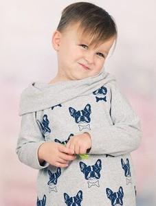 Bluza dziecięca Meleksima z bawełny