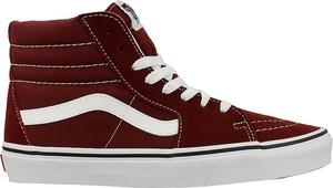 Czerwone buty męskie Vans, kolekcja wiosna 2020