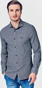 Koszula Guess w stylu casual z długim rękawem