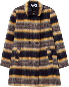 Płaszcz Desigual z wełny