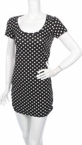 Sukienka Seven Sisters mini z krótkim rękawem w stylu casual