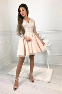 df2b83dbac sukienka tiulowa wieczorowa - stylowo i modnie z Allani