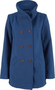Niebieski płaszcz bonprix bpc bonprix collection