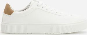 Reserved - Sneakersy na grubej podeszwie - Biały