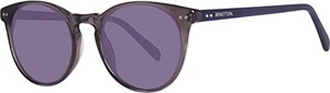 Niebieskie okulary damskie United Colors Of Benetton