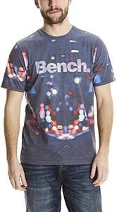 Niebieski t-shirt bench