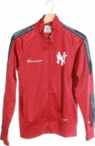 Czerwona bluza Champion w sportowym stylu