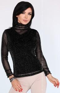 Bluzka MERRIBEL w stylu casual z tiulu