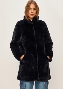 Granatowy płaszcz Vero Moda