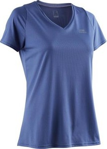 Niebieski t-shirt Kalenji