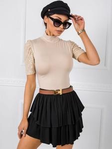 Bluzka Sheandher.pl w stylu casual z krótkim rękawem