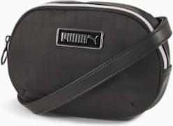 Czarna torebka Puma z aplikacjami matowa
