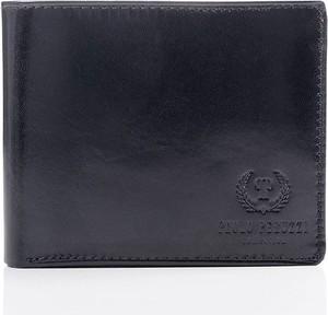 19eceff493ab6 Granatowy portfel męski Paolo Peruzzi