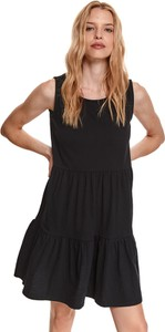 Sukienka Top Secret mini w stylu casual na ramiączkach