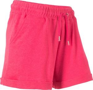 Różowe szorty bonprix bpc bonprix collection w sportowym stylu