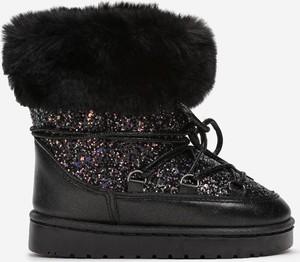 Buty dziecięce zimowe born2be