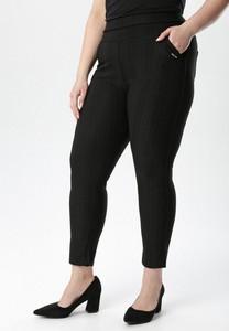 Czarne spodnie born2be w stylu klasycznym