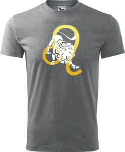 T-shirt TopKoszulki.pl w młodzieżowym stylu z krótkim rękawem z bawełny