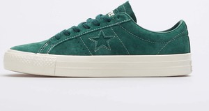 Converse ONE STAR PRO REFINEMENT SAP GREEN 168654C