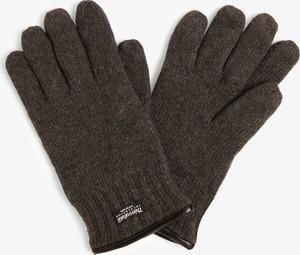 Brązowe rękawiczki James