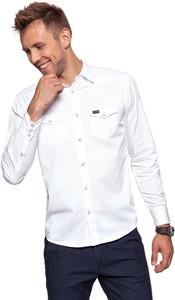 Koszula Wrangler z długim rękawem z klasycznym kołnierzykiem