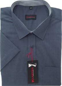 a1e67d38b grafitowa koszula - stylowo i modnie z Allani