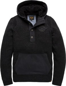 Czarny sweter Pme Legend